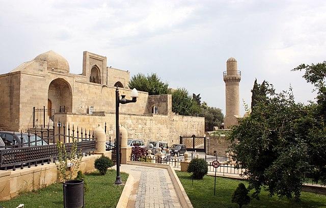 Pałac Szachów Szyrwanu w Baku