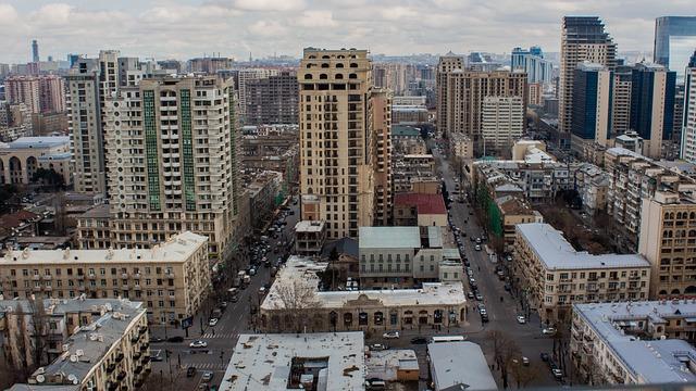 miasto Baku