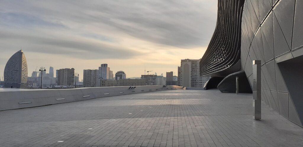 Polscy architekci w Baku